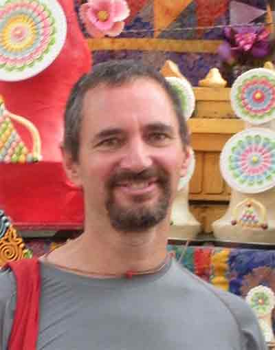 Manny Mansbach, meditation teacher, counselor